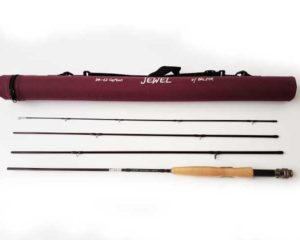 Balzer Jewel Fly Rod 255TX